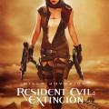 Afiche - Resident Evil - La Extincion