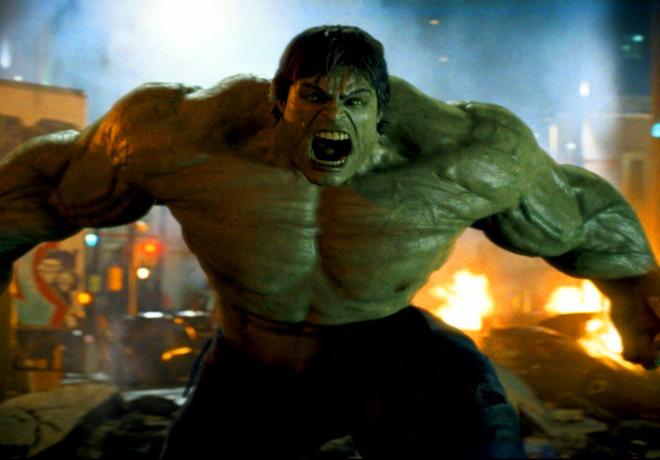 Hulk-El Hombre Increible 7
