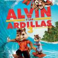 Afiche - Alvin y las Ardillas 3
