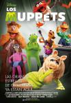 Afiche - Los Muppets