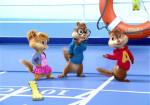 Alvin y las Ardillas 3 4