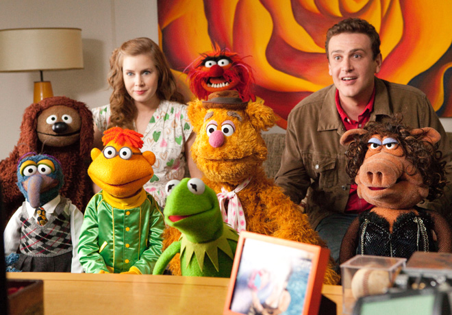 Los Muppets 4