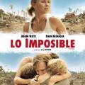 Afiche - Lo Imposible