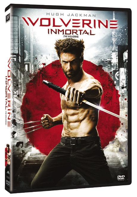 Blu Shine - Wolverine Inmortal DVD