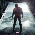 Afiche - Capitán America y El Soldado del Invierno