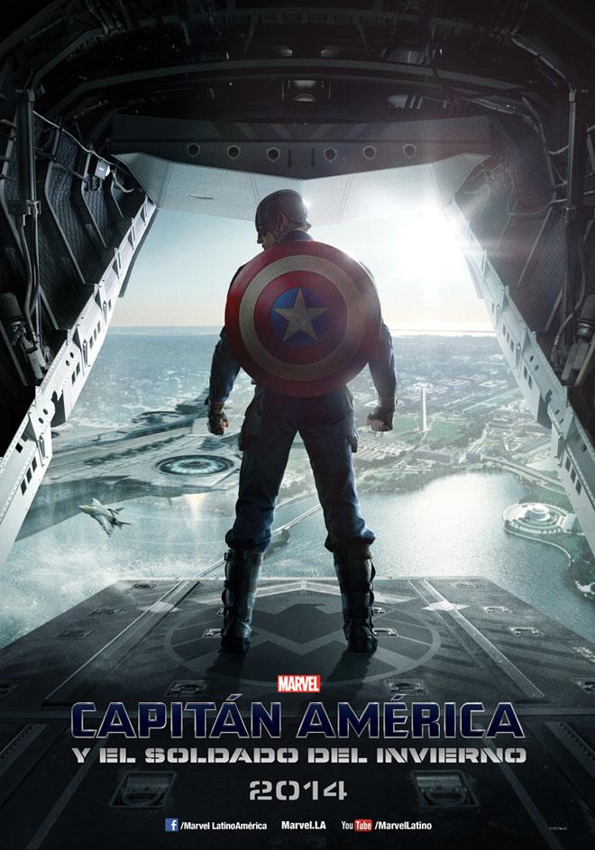 Capitán America y El Soldado del Invierno
