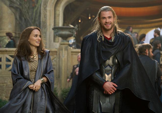 Thor - Un Mundo Oscuro
