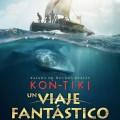 Afiche - Kon Tiki Un Viaje Fantastico