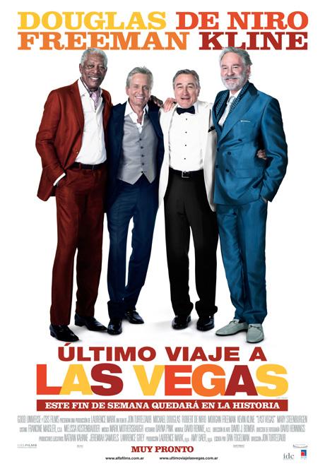 El Ultimo Viaje a las Vegas (2013) [Dvdrip] [Latino] [1 Link]