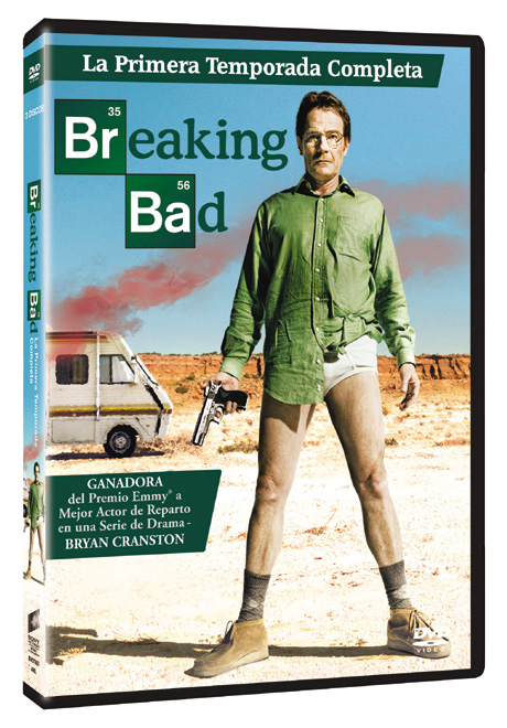 Blu Shine - Breaking Bad - Temp 1