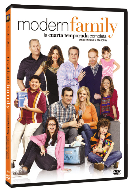 Blu Shine - Modern Family - Temp 4