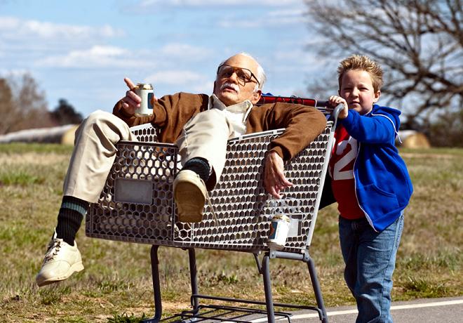 Jackass Presenta - El Abuelo Sinverguenza
