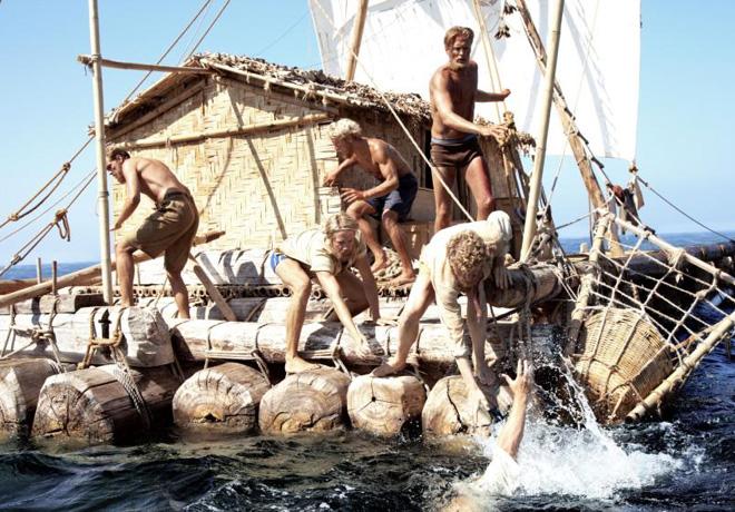 Kon Tiki Un Viaje Fantastico