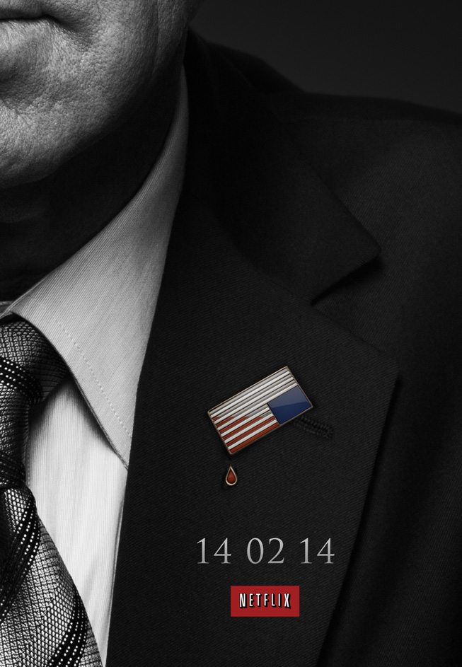 Netflix - House of Cards - Temp 2