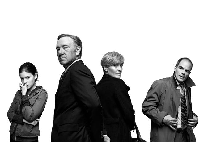 Netflix - House of Cards Temp 2