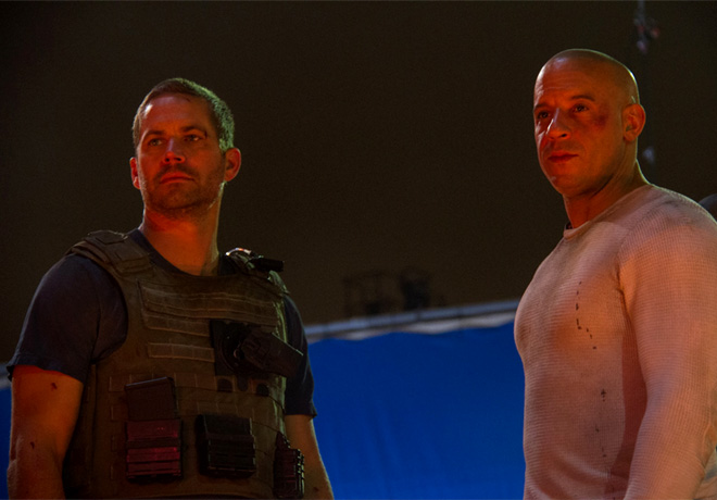 Paul Walker - Vin Diesel WP