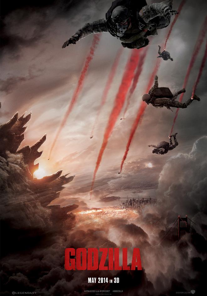 Warner Bros Pictures - Godzilla