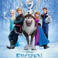 Afiche - Frozen - Una Aventura Congelada