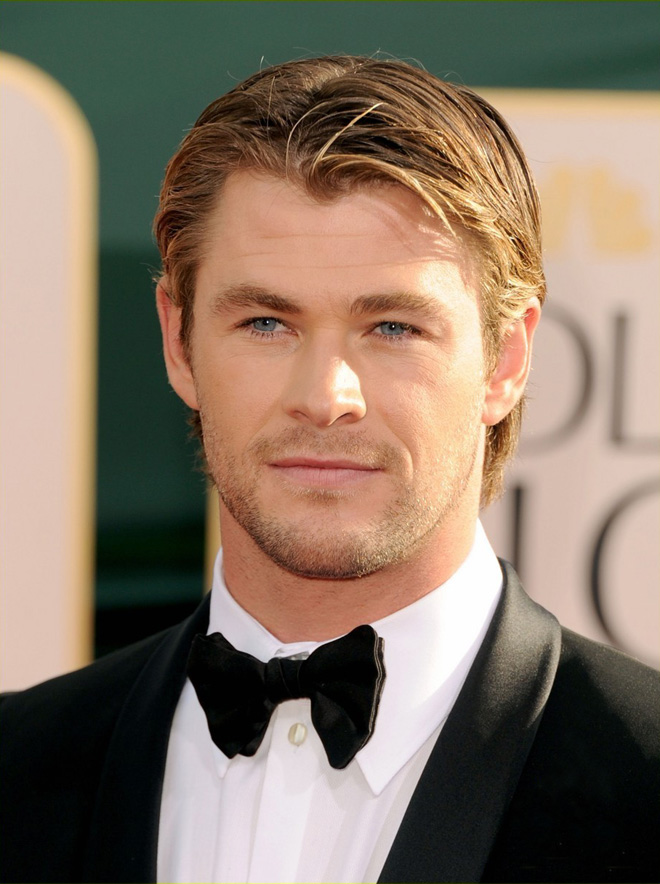 Chris Hemsworth-