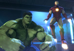 Disney XD - Iron Man - Hulk - Heroes Unidos