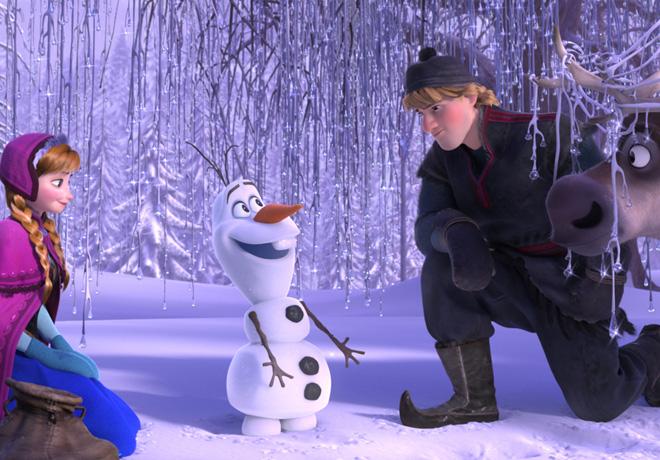 Frozen - Una Aventura Congelada