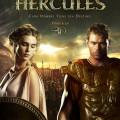 Afiche - La Leyenda de Hercules