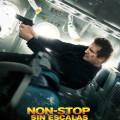 Afiche - Non-Stop - Sin Escalas
