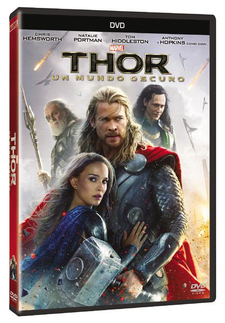 Blu Shine - Thor - Un Mundo Oscuro DVD