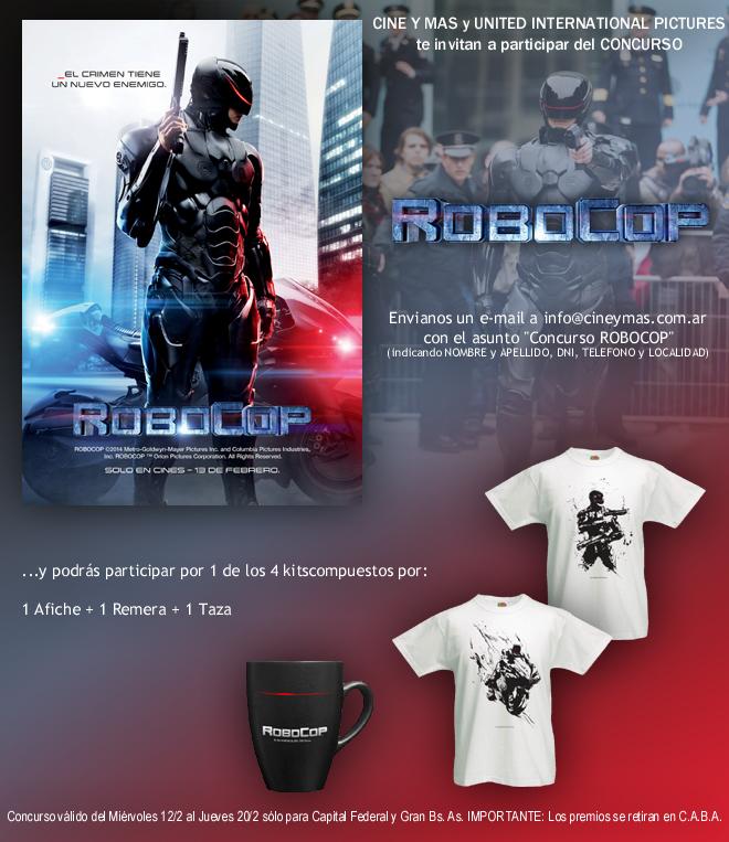 Concurso Robocop