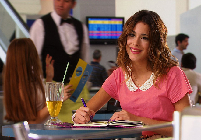 Disney Channel - Violetta