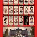 Afiche - El Gran Hotel Budapest