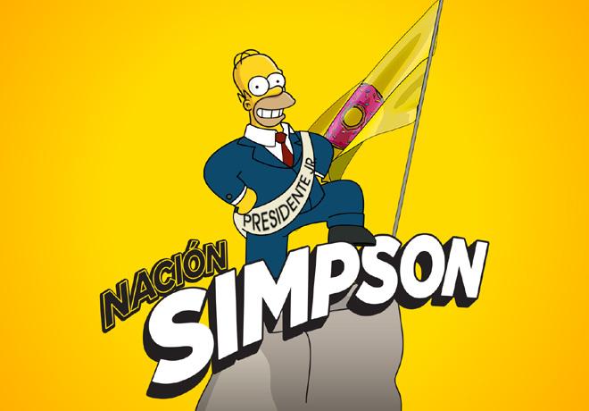 Fox - Nacion Simpson