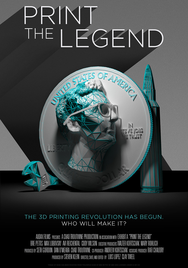 Netflix - Print the Legend