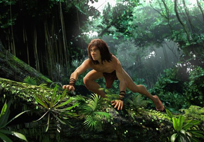 Tarzan - La Evolucion de la Leyenda