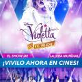 Afiche - Violetta - En Concierto