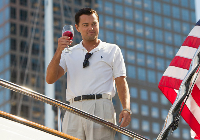 Netflix - El Lobo de Wall Street