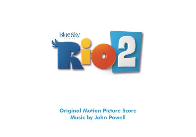 Sony Music - Rio 2 - BSO