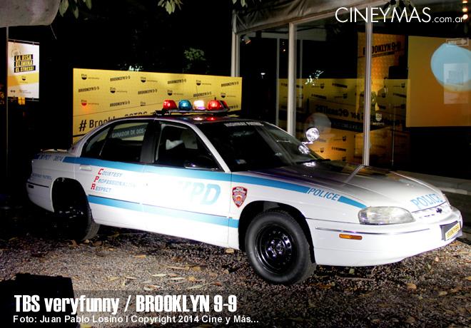 TBS - Brooklyn99 - presentacion 2
