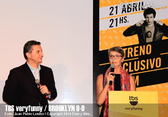 TBS - Brooklyn99 - presentacion 3
