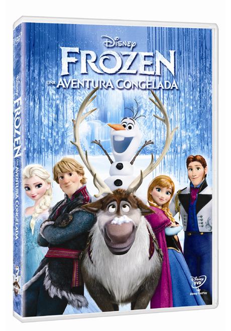 WDSHE - Frozen - Una Aventura Congelada
