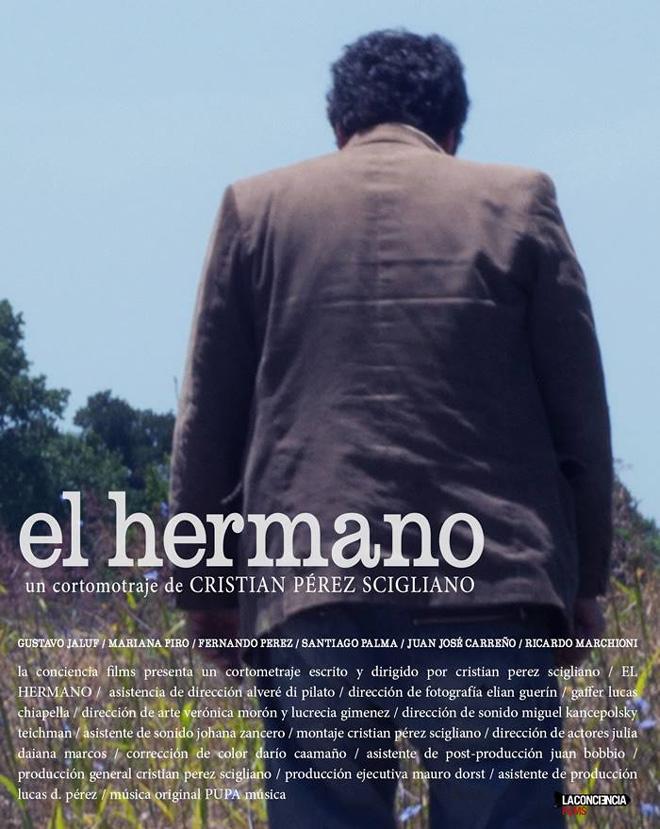 Afiche - El Hermano