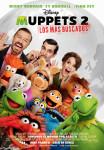 Afiche - Muppets 2 - Los Mas Buscados