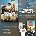 Concurso A Million Ways to Die in the West
