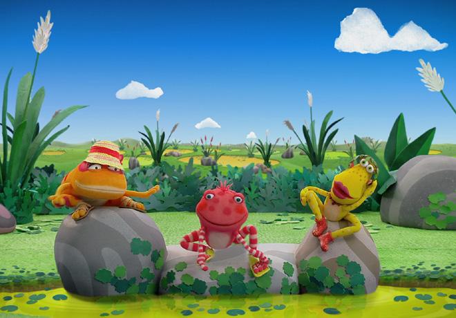 Disney junior estrena la tercera temporada de el jard n for Cancion el jardin de clarilu