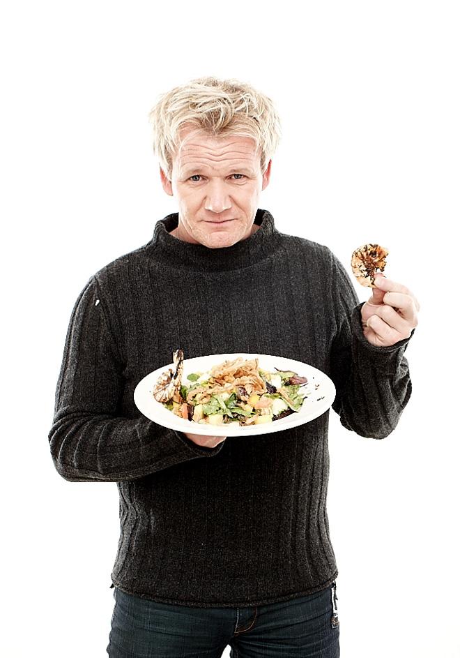FOX Life - Kitchen Nightmares - Gordon Ramsay