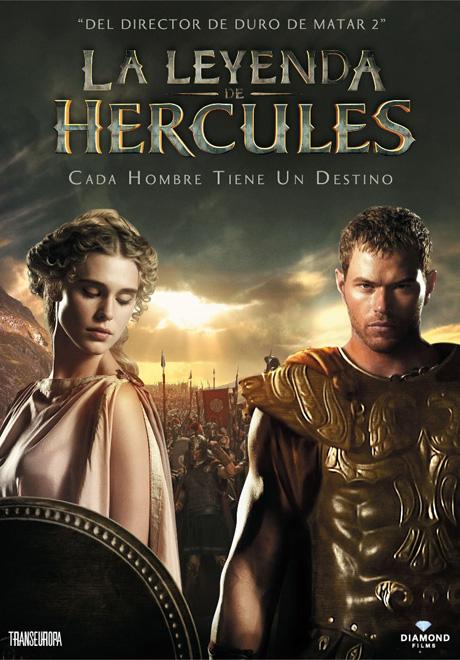 Transeuropa - La Leyenda de Hercules