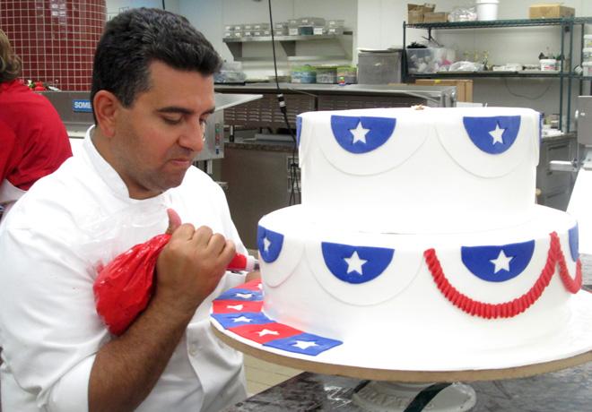 DHH - Cake Boss 1