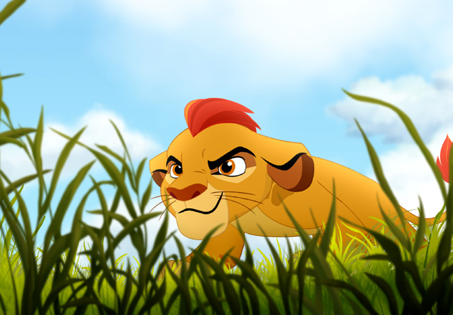 Disney - The Lion Guard 1