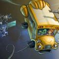Netflix - The Magic School Bus