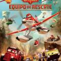 Afiche - Aviones 2 - Equipo de Rescate